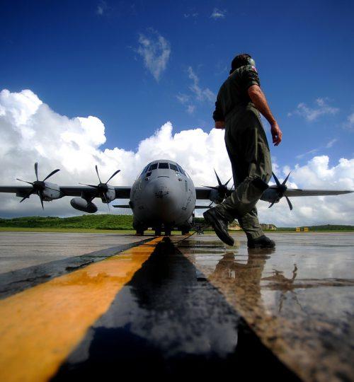 us air force, runway, plane